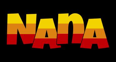 Nana jungle logo