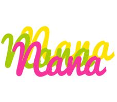 Nana sweets logo