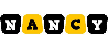 Nancy boots logo