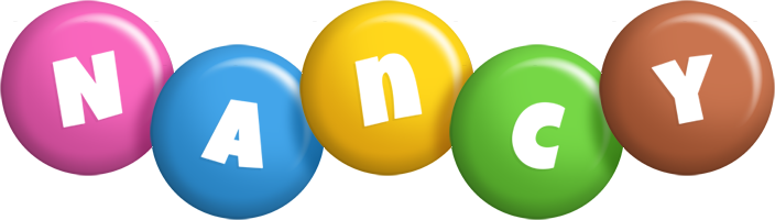 Nancy candy logo