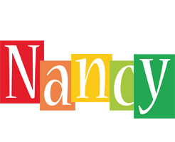 Nancy colors logo