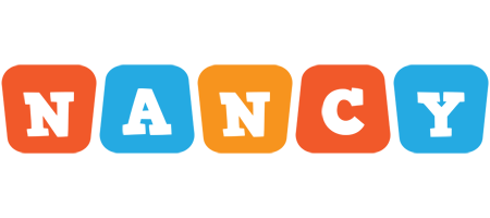 Nancy comics logo