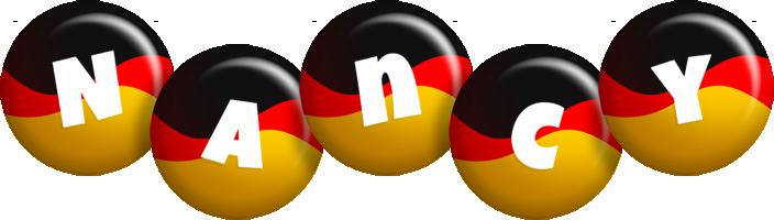 Nancy german logo