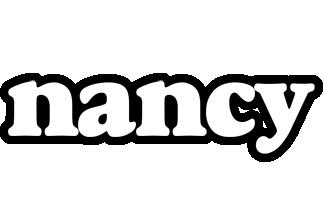 Nancy panda logo