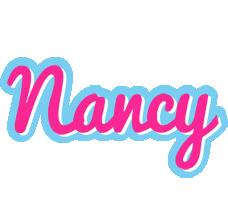 Nancy popstar logo