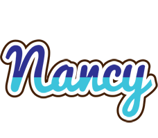 Nancy raining logo