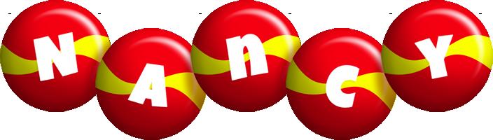 Nancy spain logo