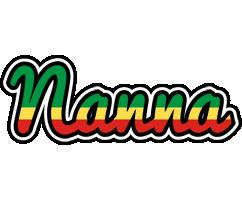 Nanna african logo