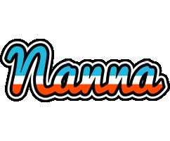 Nanna america logo