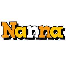 Nanna cartoon logo