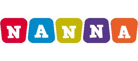 Nanna daycare logo