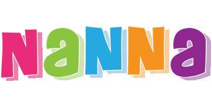 Nanna friday logo