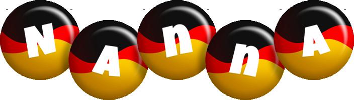 Nanna german logo