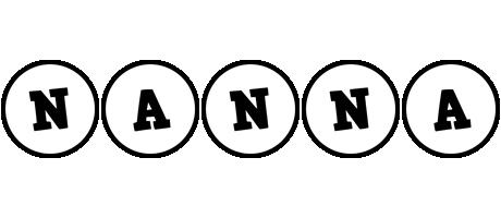 Nanna handy logo