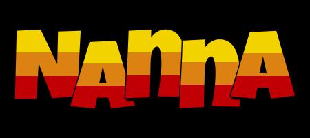 Nanna jungle logo