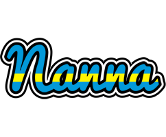 Nanna sweden logo