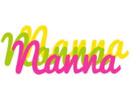 Nanna sweets logo