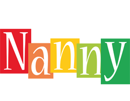 Nanny colors logo