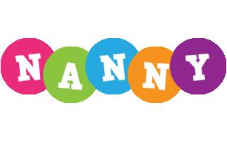 Nanny friends logo