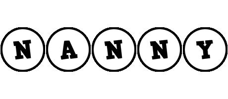 Nanny handy logo