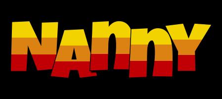 Nanny jungle logo