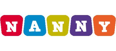 Nanny kiddo logo