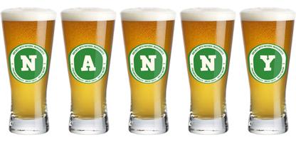 Nanny lager logo