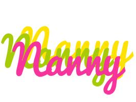 Nanny sweets logo