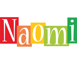 Naomi colors logo