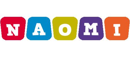 Naomi kiddo logo