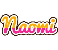 Naomi smoothie logo