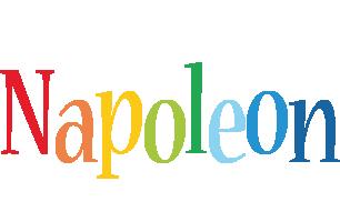 Napoleon birthday logo