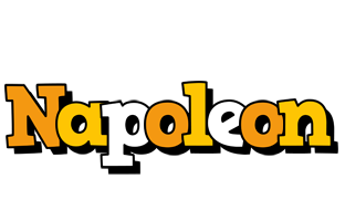 Napoleon cartoon logo