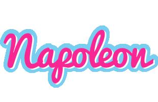 Napoleon popstar logo
