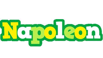 Napoleon soccer logo