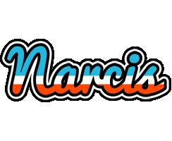 Narcis america logo