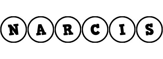 Narcis handy logo