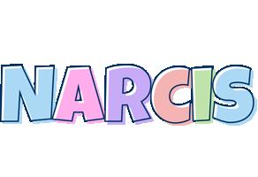 Narcis pastel logo