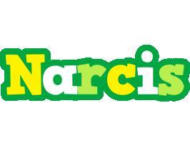 Narcis soccer logo