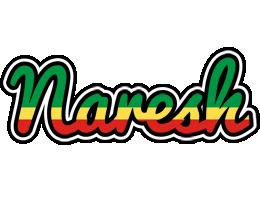 Naresh african logo