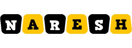 Naresh boots logo