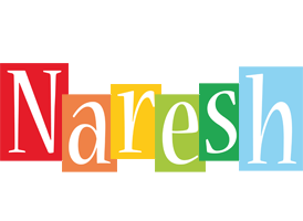 Naresh colors logo