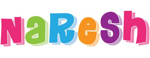 Naresh friday logo