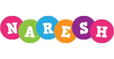 Naresh friends logo