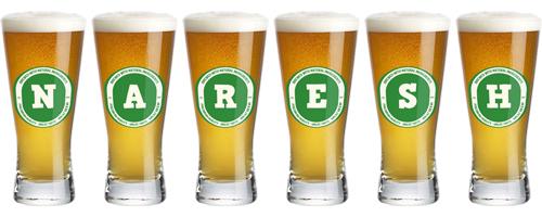 Naresh lager logo