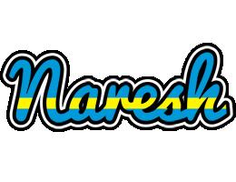 Naresh sweden logo