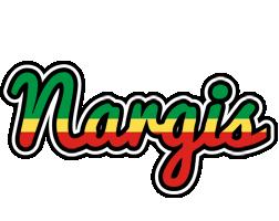 Nargis african logo