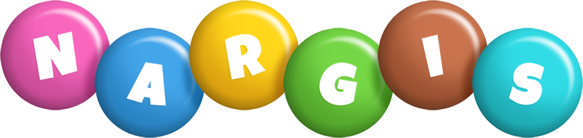 Nargis candy logo