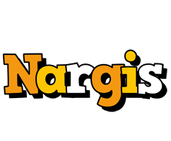 Nargis cartoon logo