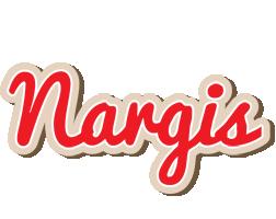 Nargis chocolate logo